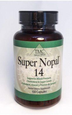 Super Nopal 14 Capsules