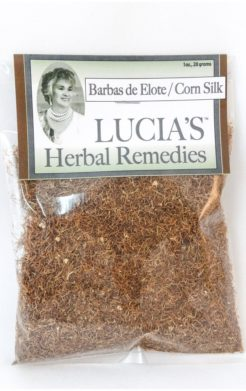 Corn silk / Barbas de Elote herbal tea