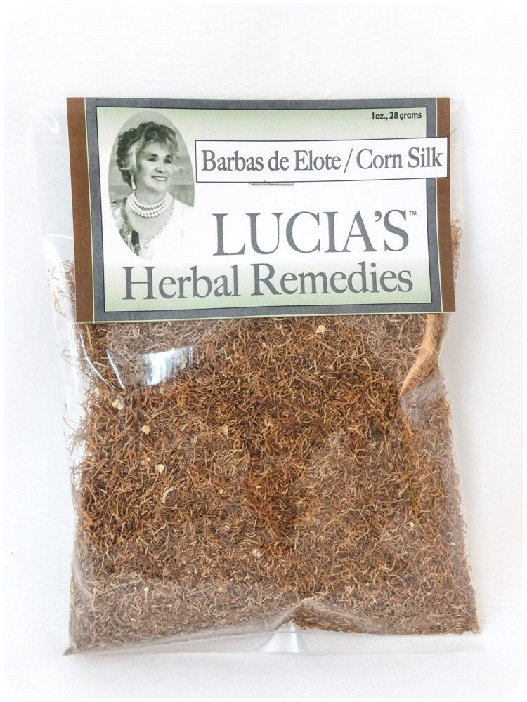 Corn silk / Barbas de Elote herbal tea