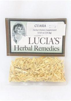 Cuasia (Quassia Bark) herbal tea