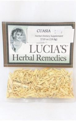 Cuasia (Quassia Bark) herbal tea