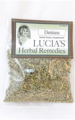 Damiana herbal tea