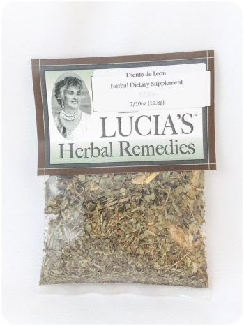 Dandelion / Diente De Leon herbal tea