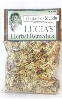 Mullein / Gordolobo herbal tea