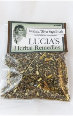 Silver sage brush / Istafiate herbal tea