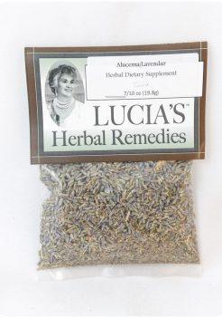 Lavender / Alucema herbal tea