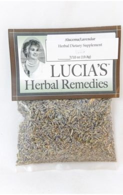 Lavender / Alucema herbal tea