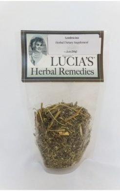Lombricina Herbal Tea