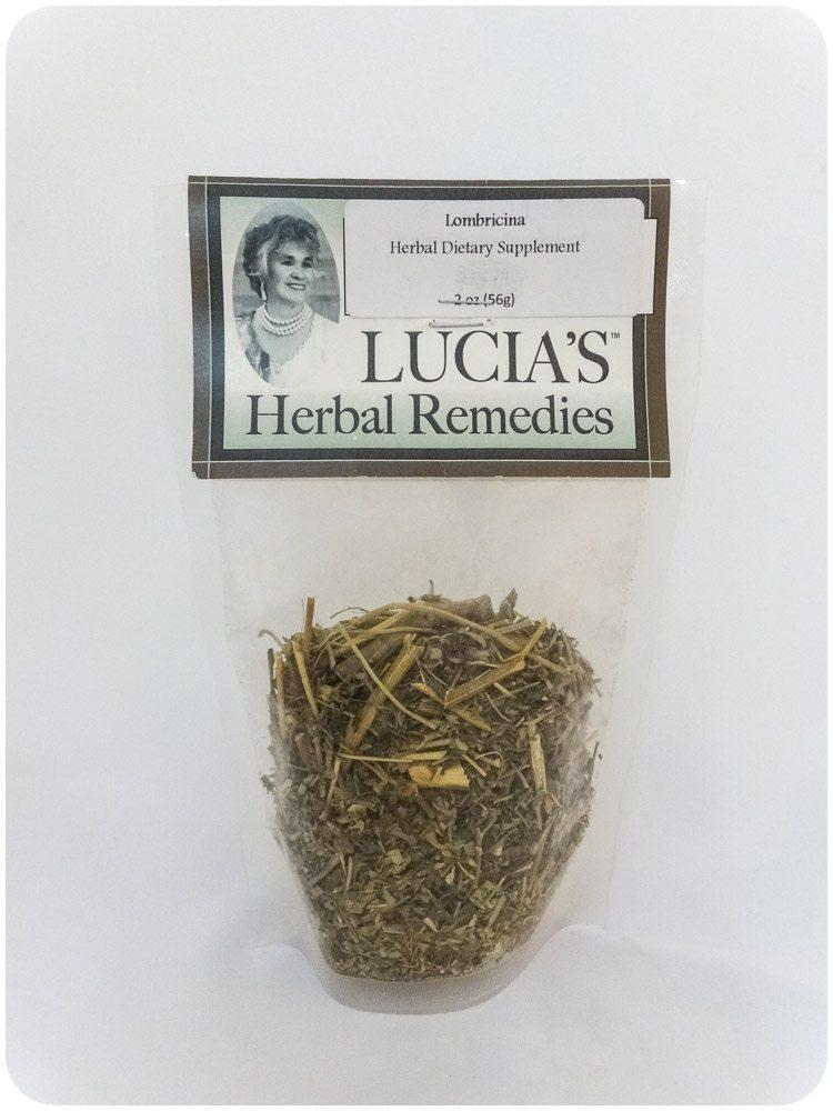 Lombricina Herbal Tea