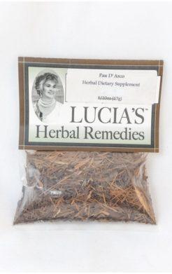 Paud'arco (La Pacho) herbal tea