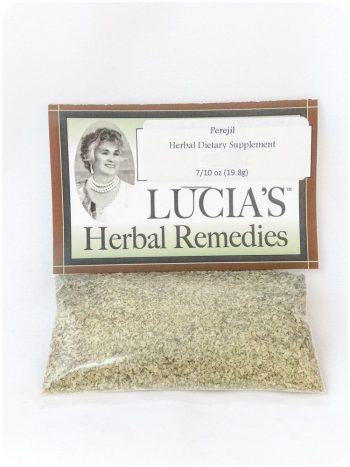 Parsley / Perejil herbal tea
