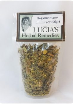 Regiomontano herbal tea