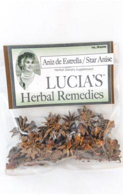Star Anise / Aniz de Estrella Tea