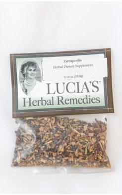 Zarzaparrilla herbal tea