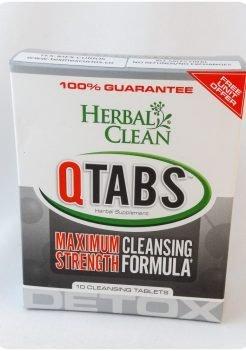 Herbal Clean Super QTABS