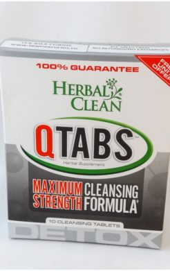Herbal Clean Super QTABS
