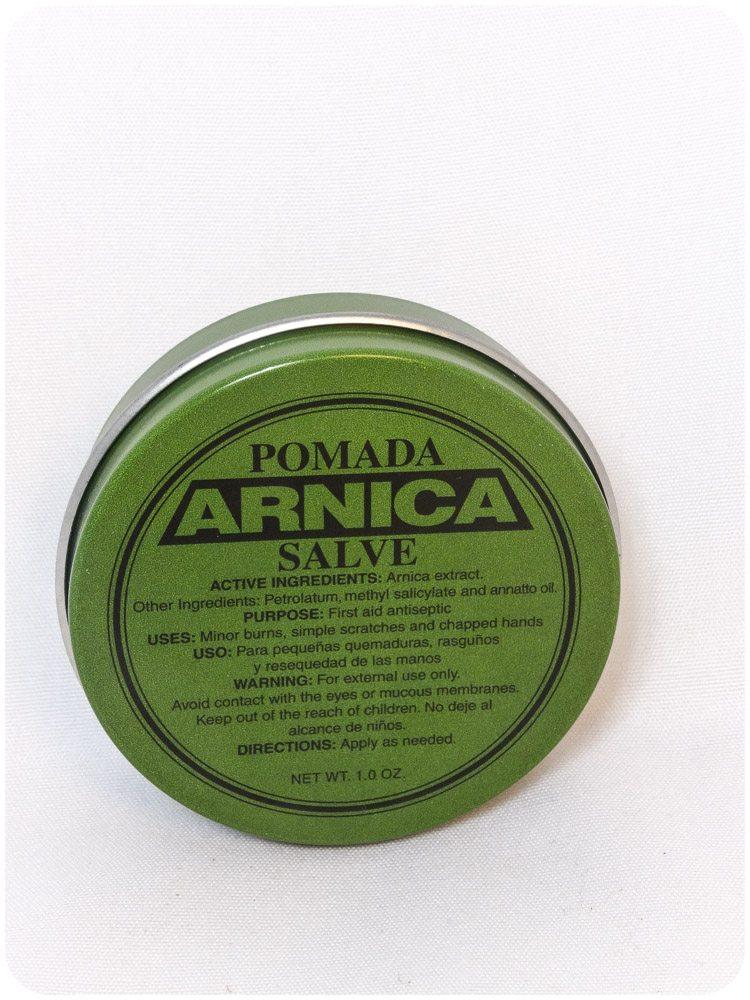 Arnica Pomada / Arnica Cream