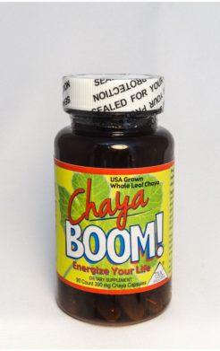 Chaya Boom herbal capsules