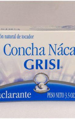Jabon de Concha Nacar GRISI / Mother of Pearl Soap, GRISI