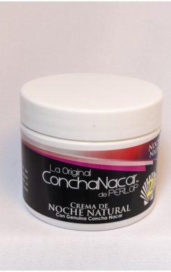 Conchar Nacar Creama de Perlop / Mother of Pearl cream, Perlop