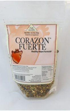 Corazon Fuerte Herbal Tea