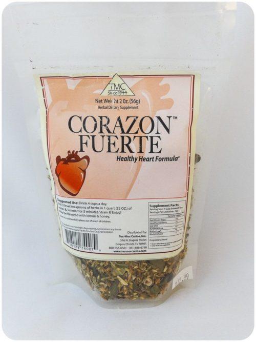 Corazon Fuerte Herbal Tea