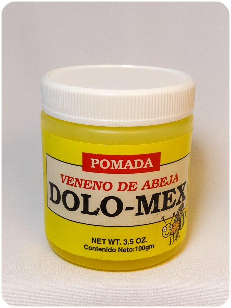 Dolo-Mex Pomada Veneno de Abeja