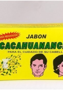 Jabon Cacahuananche / Soap Cacahuananche