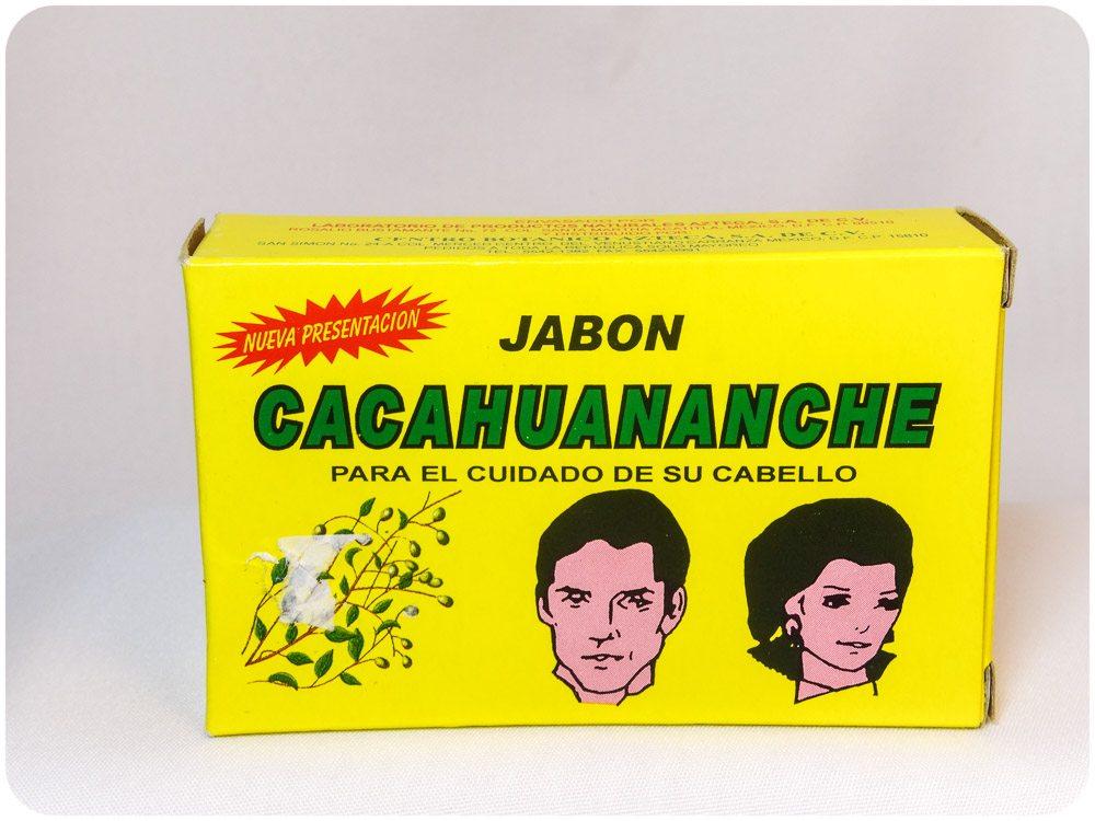 Jabon Cacahuananche / Soap Cacahuananche