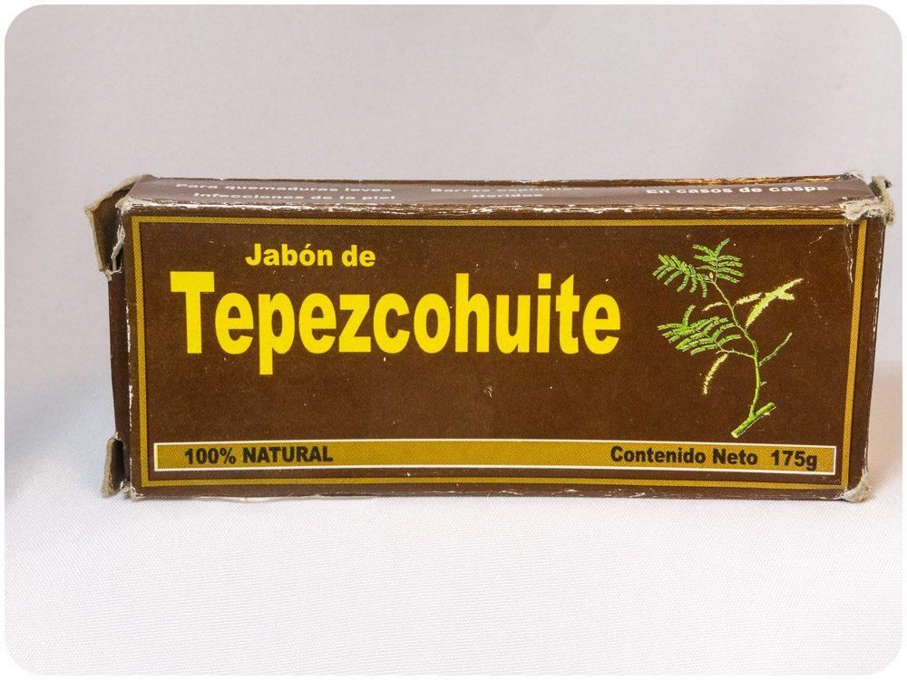 Jabon Tepezcohuite / Tepezcohuite Soap