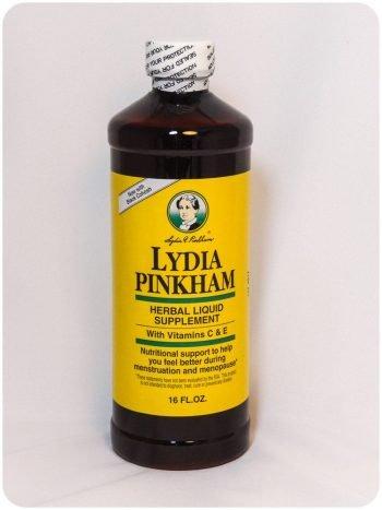 Lydia Pinkham Herbal Tonic