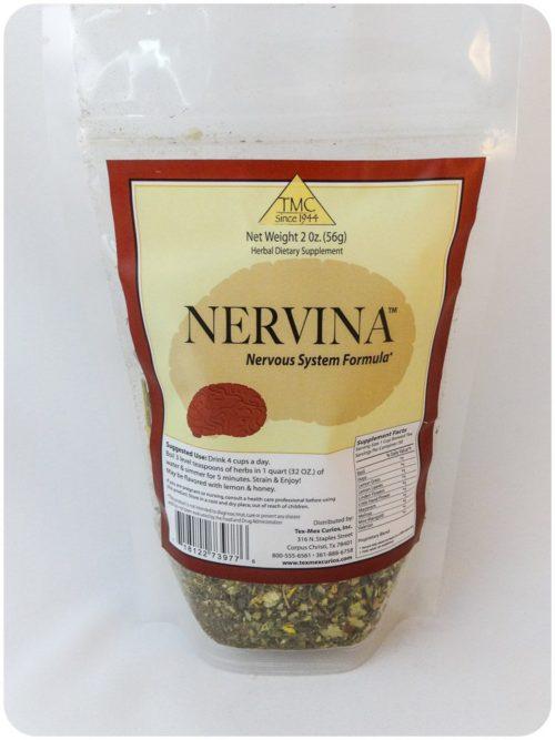 Nervina Herbal Tea