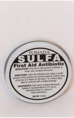 Pomada Sulfa / Sulfa ointment