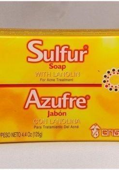 Jabon Azufre / Sufur soap