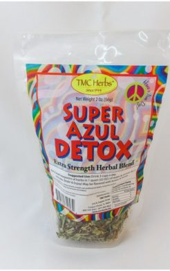 Super Azul Herbal Detox