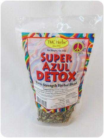 Super Azul Herbal Detox