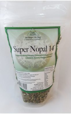Super Nopal 14 Herbal Tea