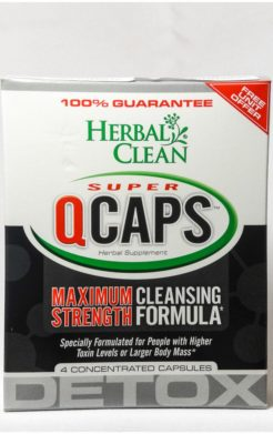 Herbal Clean Super QCAPS