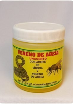 Abeja Vibora / Snake oil & Bee ointment