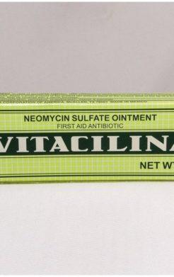 Vitacilina Ointment / Unguento de Vitacilina
