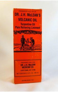 Aceite Volcanico / Volcanico oil