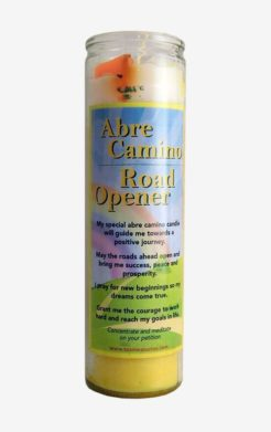 ABRE CAMINO / ROAD OPENER CANDLE