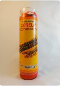 Canela / Cinnamon Candle (Triple Strength Candle)