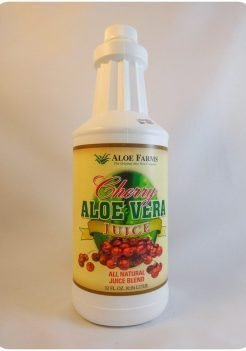 Cherry Aloe Vera Juice