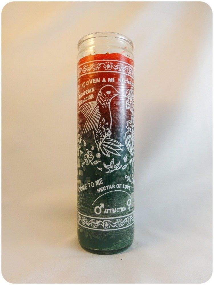 Chuparosa Candle / Hummingbird Candle