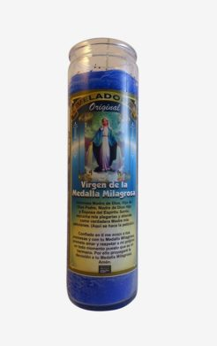 La Milagrosa Candle