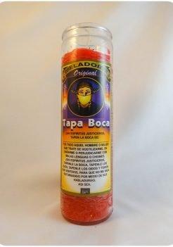 Tapa Boca / Stop Gossip Candle