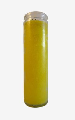 Yellow / Amarilla candle