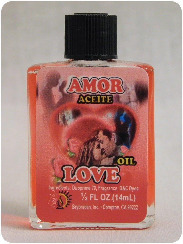 Love Spiritual Oil / Aceite de Amor