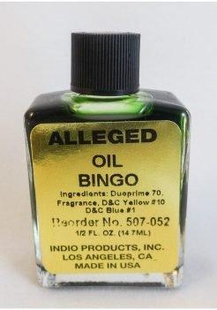 Bingo Spiritual Oil